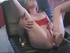 Испытания сексмашины