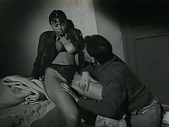 Chernoe i beloe francuzskoe porno
