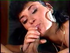 Ретро французское порно с волосатыми кисками