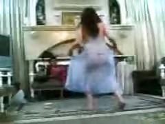 Arabskie tancy - ljubitel'skoe porno
