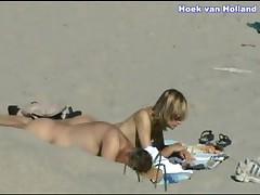 Nudistskij pljazh Huk-van-Holland