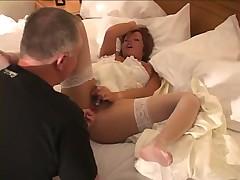 Секс после сватьбы с невестой