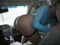 Секс В Авто