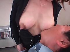 Порно С Кормящими